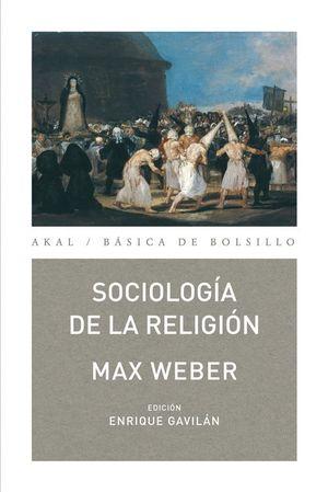 SOCIOLOGIA DE LA RELIGION