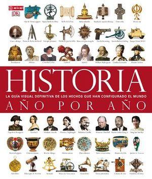 HISTORIA AÑO POR AÑO