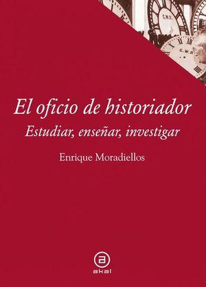 EL OFICIO DE HISTORIADOR