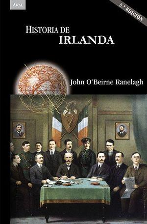 HISTORIA DE IRLANDA ( 3ª ED.)
