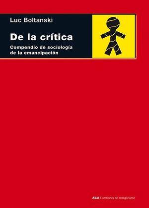 DE LA CRITICA