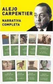 NARRATIVA COMPLETA CARPENTIER (9 VOLUMENES)