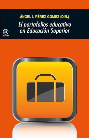 EL PORTAFOLIOS EDUCATIVO EN EDUCACION SUPERIOR