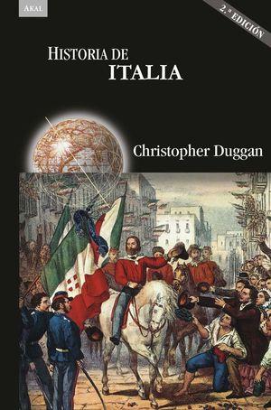 HISTORIA DE ITALIA (2ª EDICION)