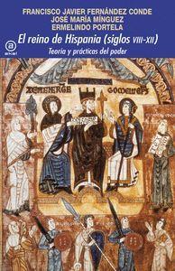 EL REINO DE HISPANIA (SIGLOS VIII-XII)