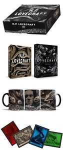H.P. LOVECRAFT ANOTADO (PACK 2 VOLS.) (CAJA)