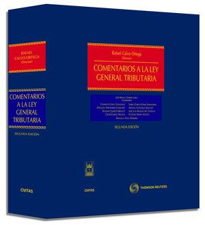 COMENTARIOS A LA LEY GENERAL TRIBUTARIA
