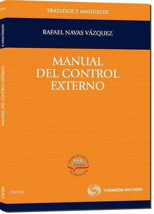 MANUAL DEL CONTROL EXTERNO