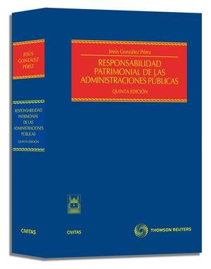 RESPONSABILIDAD PATRIMONIAL DE LAS ADMINISTRACIONES PÚBLICAS
