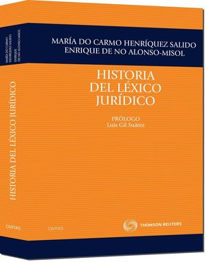 HISTORIA DEL LEXICO JURIDICO