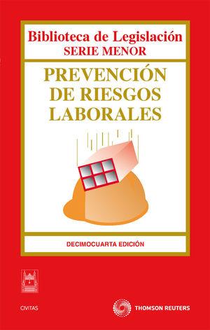 PREVENCIÓN DE RIESGOS LABORALES 14ª EDIC.