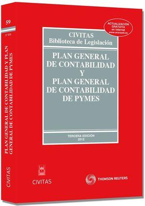 PLAN GENERAL CONTABILIDAD Y DE PYMES (2013