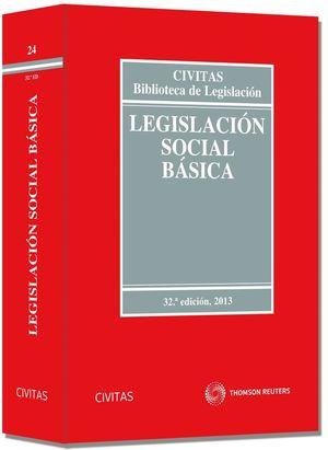 LEGISLACION SOCIAL BASICA 2013