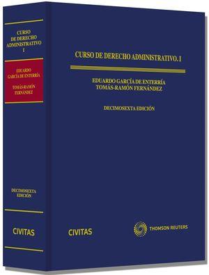 CURSO DE DERECHO ADMINISTRATIVO I (PAPEL + E-BOOK)