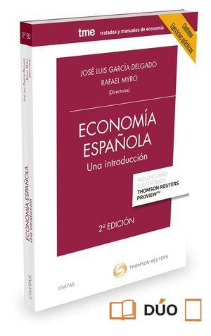 ECONOMIA ESPAÑOLA, UNA INTRODUCCION