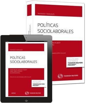 POLÍTICAS SOCIOLABORALES (PAPEL + E-BOOK)
