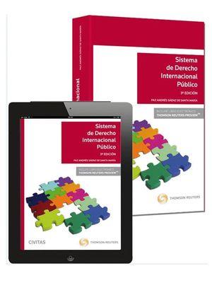 SISTEMA DE DERECHO INTERNACIONAL PUBLICO (PAPEL + E-BOOK)