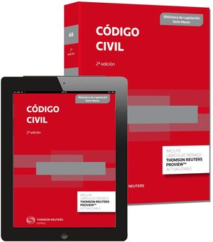 CODIGO CIVIL 2014 (PAPEL + E-BOOK)