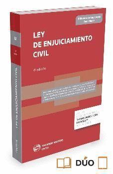 LEY DE ENJUICIAMIENTO CIVIL (4ª EDICION)