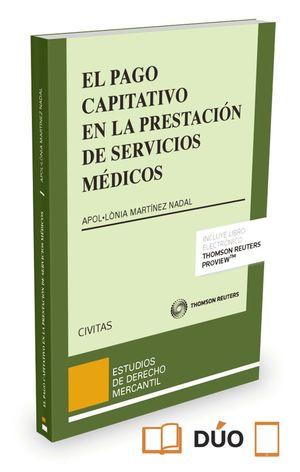 EL PAGO CAPITATIVO EN LA PRESTACION DE SERVICIOS MEDICOS