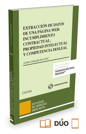 EXTRACCION DE DATOS DE UNA PAGINA WEB: INCUMPLIMIENTO CONTRACTUAL