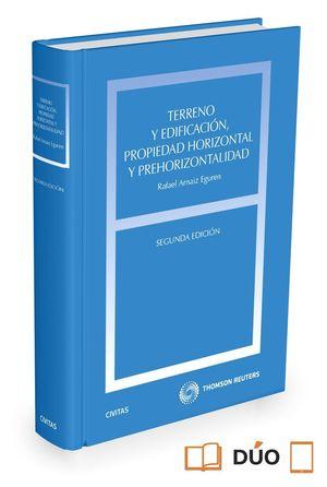 TERRENO Y EDIFICACION PROPIEDAD HORIZONTAL Y PREHORIZONTALIDAD