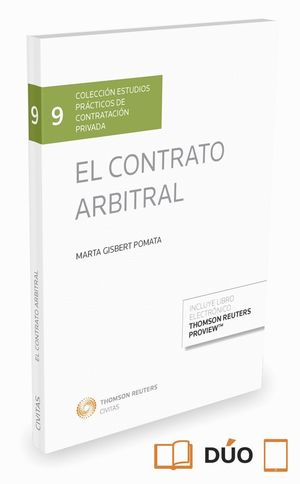 EL CONTRATO ARBITRAL (PAPEL + E-BOOK)