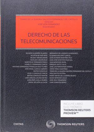 DERECHO DE LAS TELECOMUNICACIONES 2015