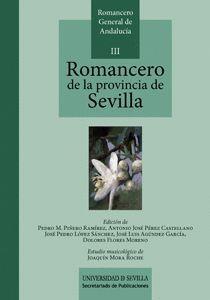 ROMANCERO DE LA PROVINCIA DE SEVILLA.