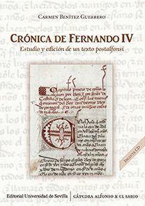 CRÓNICA DE FERNANDO IV.