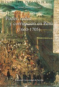 PODER, REDES Y CORRUPCIÓN EN PERÚ (1660-1705)