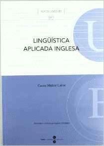 LINGUISTICA APLICADA INGLESA