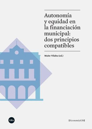 AUTONOMIA Y EQUIDAD EN LA FINANCIACION MUNICIPAL