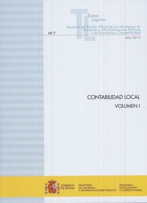 CONTABILIDAD LOCAL 2 VOLUMENES