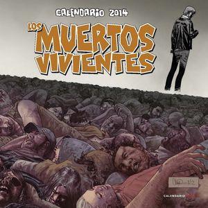 CALENDARIO LOS MUERTOS VIVIENTES 2014