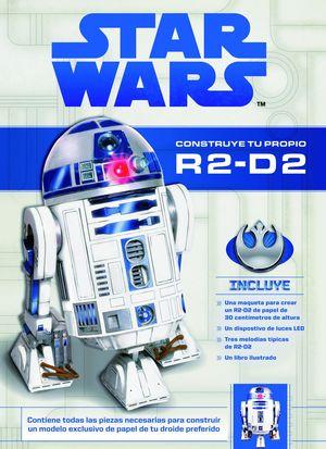 STAR WARS CONSTRUYE TU PROPIO R2-D2