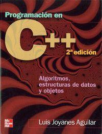 PROGRAMACION EN C++ 2ªED