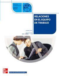 RELACIONES EQUIPO TRABAJO 06 GM CF