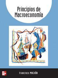 PRINCIPIOS DE MACROECONOMIA