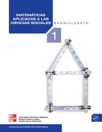 MATEMATICAS 1º BACH. CIENCIAS SOCIALES ED 2008