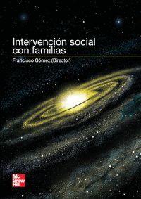 INTERVENCION SOCIAL CON FAMILIAS