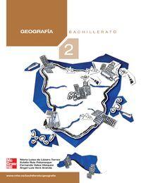 GEOGRAFIA 2 BACHILLERATO ED.2009