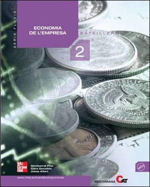 ECONOMIA DE L'EMPRESA. 2N. BATXILLERAT