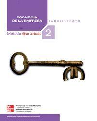 ECONOMIA DE LA EMPRESA 2ºBCHTO METODO @PRUEBAS 09