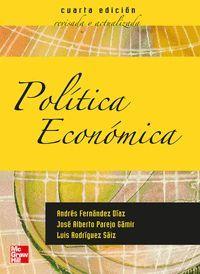 POLITICA ECONOMICA 4ªED