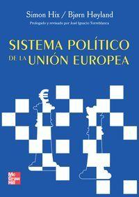 EL SISTEMA POLITICO DE LA UNION EUROPEA
