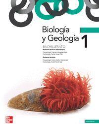 BIOLOGIA GEOLOGIA 1º BACH 2012
