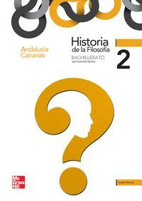HISTORIA DE LA FILOSOFIA, 2 BACHILLERATO (ED.ANDALUCIA)