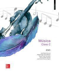 LA - MUSICA CLAVE C. LIBRO ALUMNO + CD.