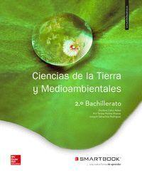 CIENCIAS DE LA TIERRA 2 BACH. LIBRO ALUMNO + SMARTBOOK.